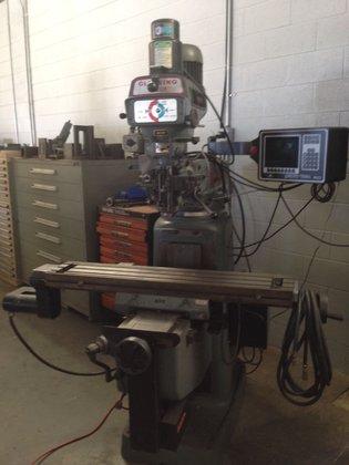 CLAUSING KONDIA FV-1 CNC VERT MILL HB-20282IP in Bethlehem, PA, USA