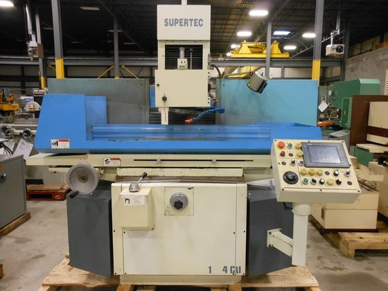 2007 SUPERTEC PLANOTEC 1224NC SURFACE