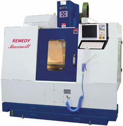 REMEDY MAXI-MILL E-216 VMC CNC