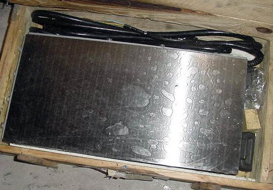 2000 KANETSU E2C-1020C ELECTRO-MAGNETIC CHUCK