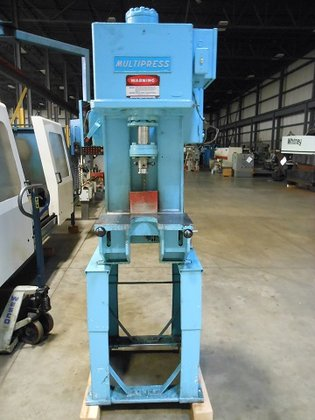 MULTIPRESS (DENISON) WR87M HYD PRESS