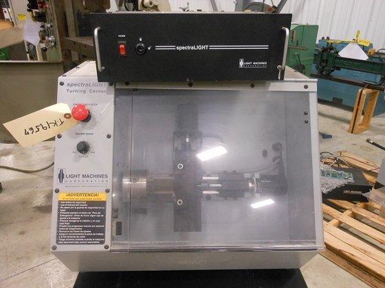 SPECTRA LIGHT 0400 CNC LATHE
