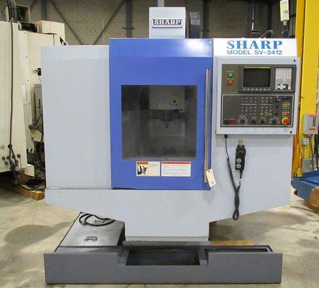 2004 SHARP SV-2412 MINI MILL