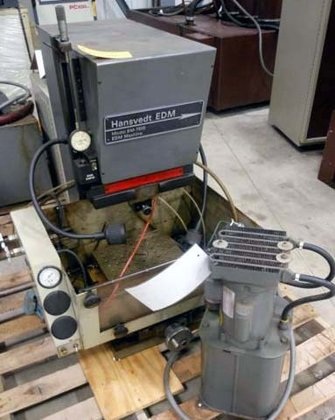 1988 HANSVEDT SM150B RAM TYPE