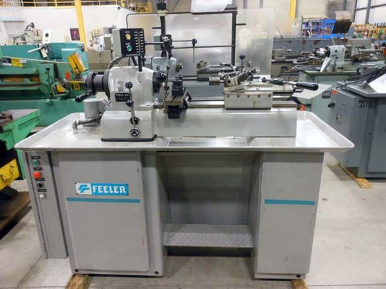 1993 FEELER FTS-27 SECOND OPERATION