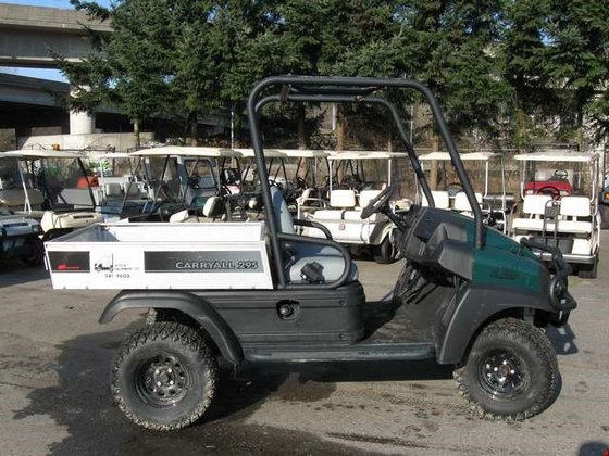 Club Car Carry All Carry
