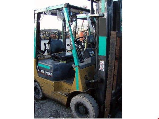 2000 Cat GP15K LP Gas