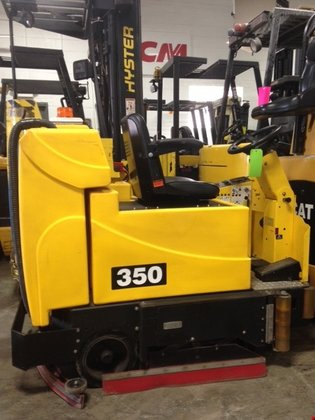 Factory Cat 350 Electric in
