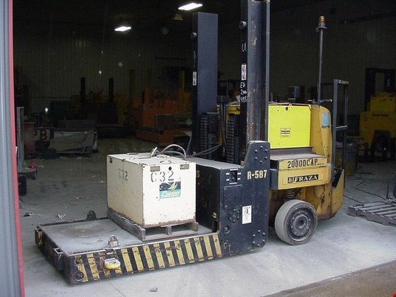 AUTOMATIC TLO-10 Electric The Handler