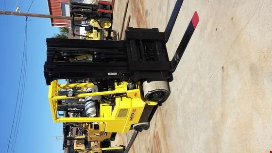 2005 Hyster S120XM LP Gas