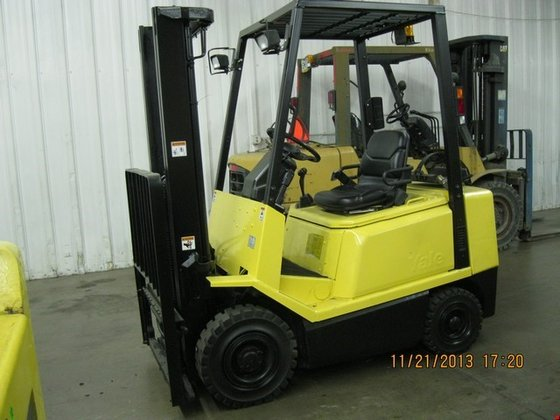 2004 Yale GLP040 LP Gas