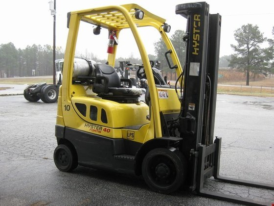 2008 Hyster S40FT LP Gas