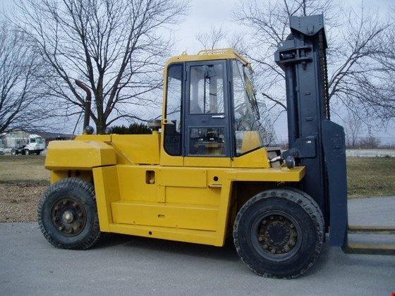 2005 Cat DP-150 Diesel Pneumatic