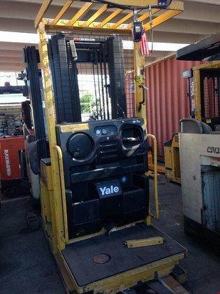 2003 Yale 0S030ECN24TE089 Electric Electric