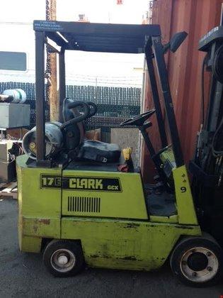 1997 Clark GCX17 LP Gas