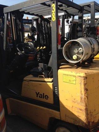 1999 Yale GLG050DENUAE083 LP Gas