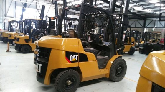 2012 Cat PD8000 Diesel Pneumatic