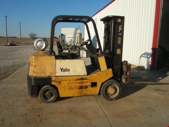 1991 Yale GLC080 LP Gas