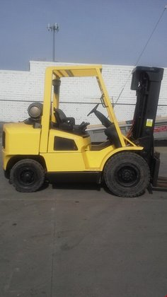 2006 Hyster H80XM LP Gas