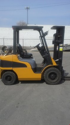 2004 Cat P5000 LP Gas