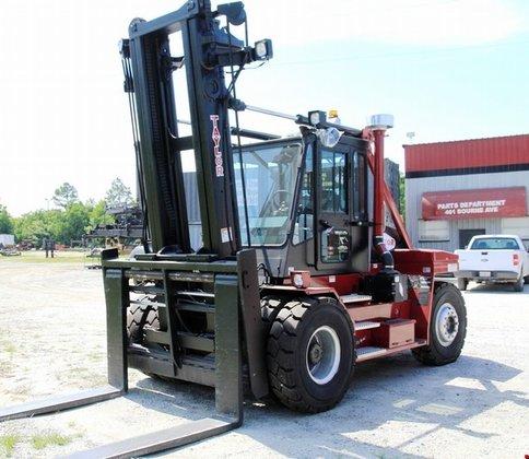 2014 Taylor TX300M Diesel Pneumatic