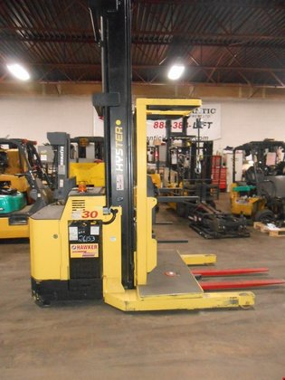2007 Hyster R30XMA2 Electric Electric
