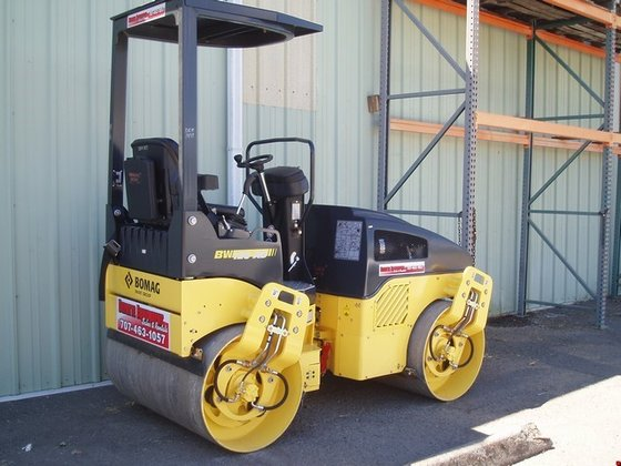 2014 BOMAG BW120AD-4 Misc Allied
