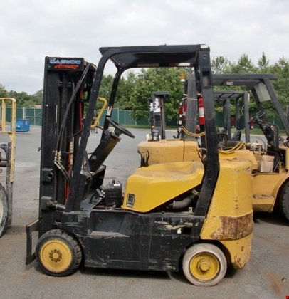 2003 Daewoo GC25 LP Gas