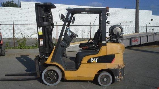 Cat C6500 LP Gas Cushion