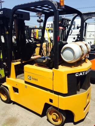 1984 Cat T40D LP Gas