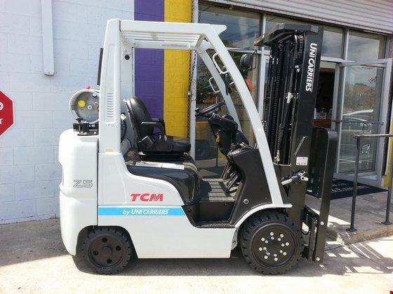 2014 TCM FCG25L-A1 LP Gas