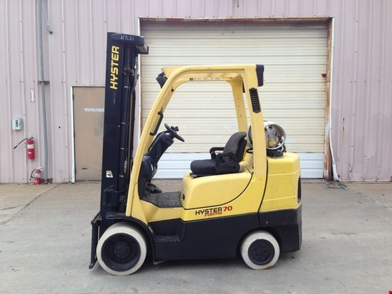 2006 Hyster S70FT LP Gas