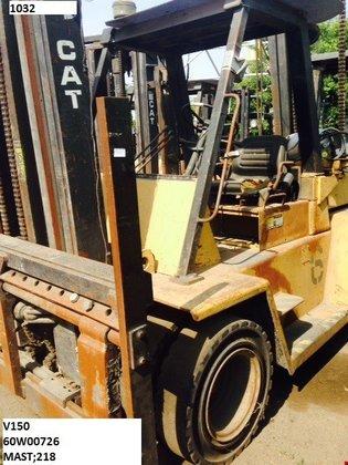 1990 Cat V150 LP Gas