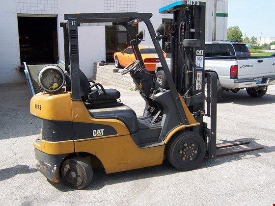2006 Cat C5000 LP Gas