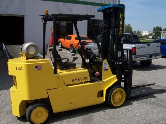 1998 Hyster S120XLS in Hazelwood,