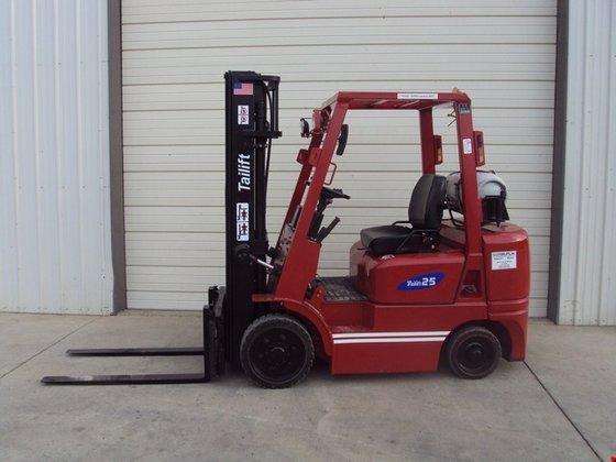 2003 Tailift FG25C LP Gas