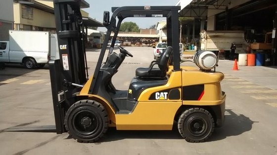 2011 Cat P7000 LP Gas
