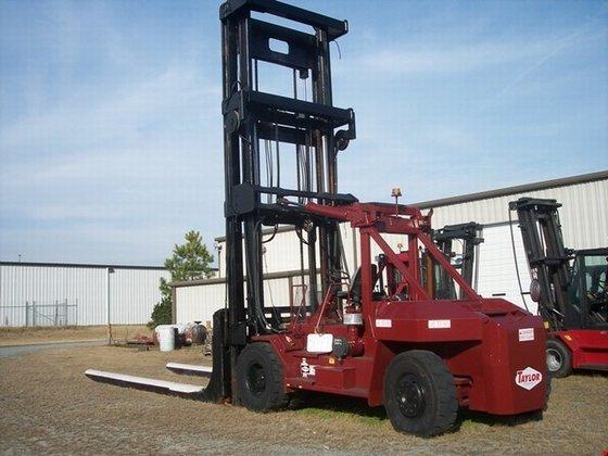 2004 Taylor TMH120 Diesel Pneumatic