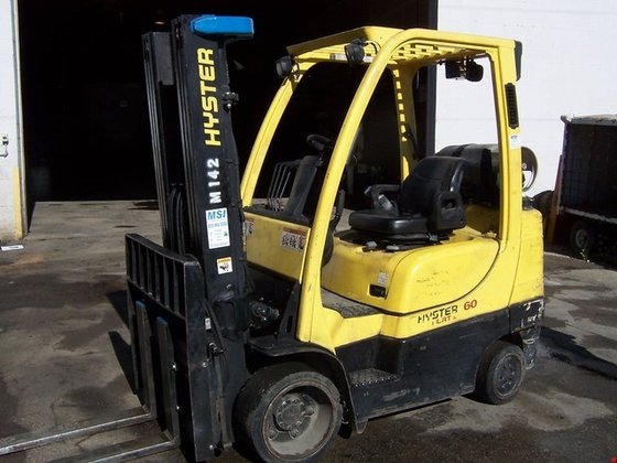 2006 Hyster S60FT LP Gas