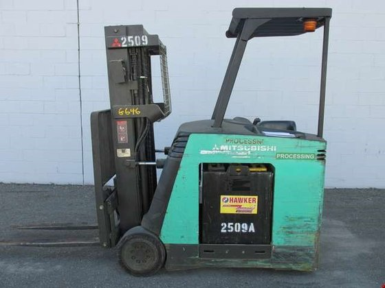 2002 Mitsubishi FBC25KS Electric Electric