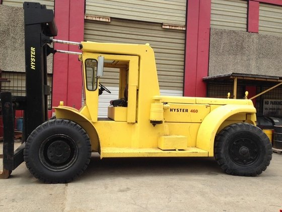 1970 Hyster H460B Gasoline Pneumatic