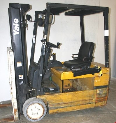 2002 Yale ERP040TG Electric Electric