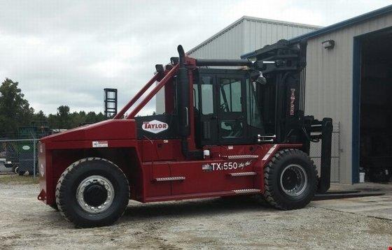 2014 Taylor TXI550M Diesel Pneumatic