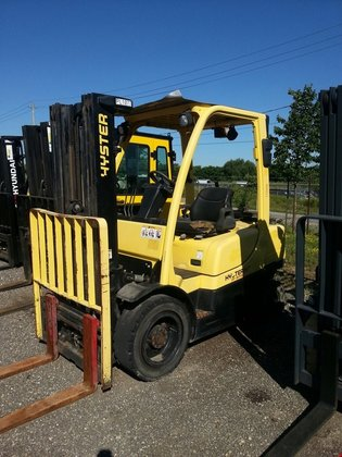 2006 Hyster H50FT LP Gas