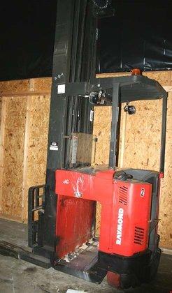 2005 Raymond Easi-R40TTM Electric Electric