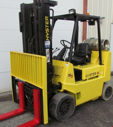 1999 Hyster S80XL2 LP Gas