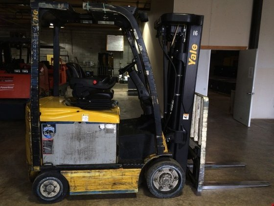 2010 Yale ERC050VGN48TQ088 Electric Electric