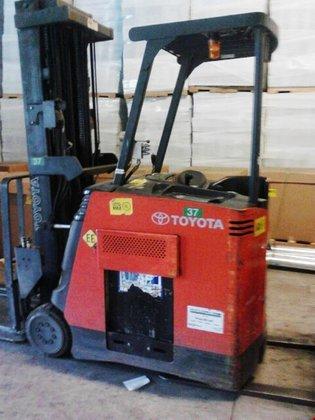 2006 Toyota 7BNCU15 Electric Electric