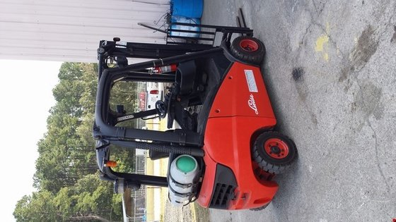 2008 Linde H20T LP Gas