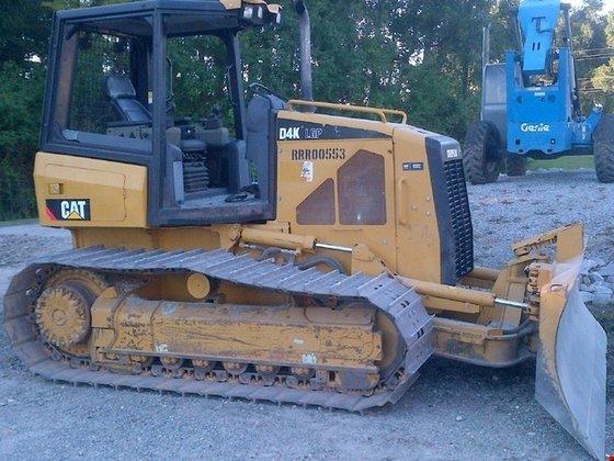 2011 cat D4K LGP Misc